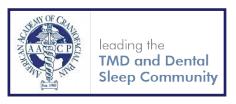 TMJ Practice Management, TMJ Practice