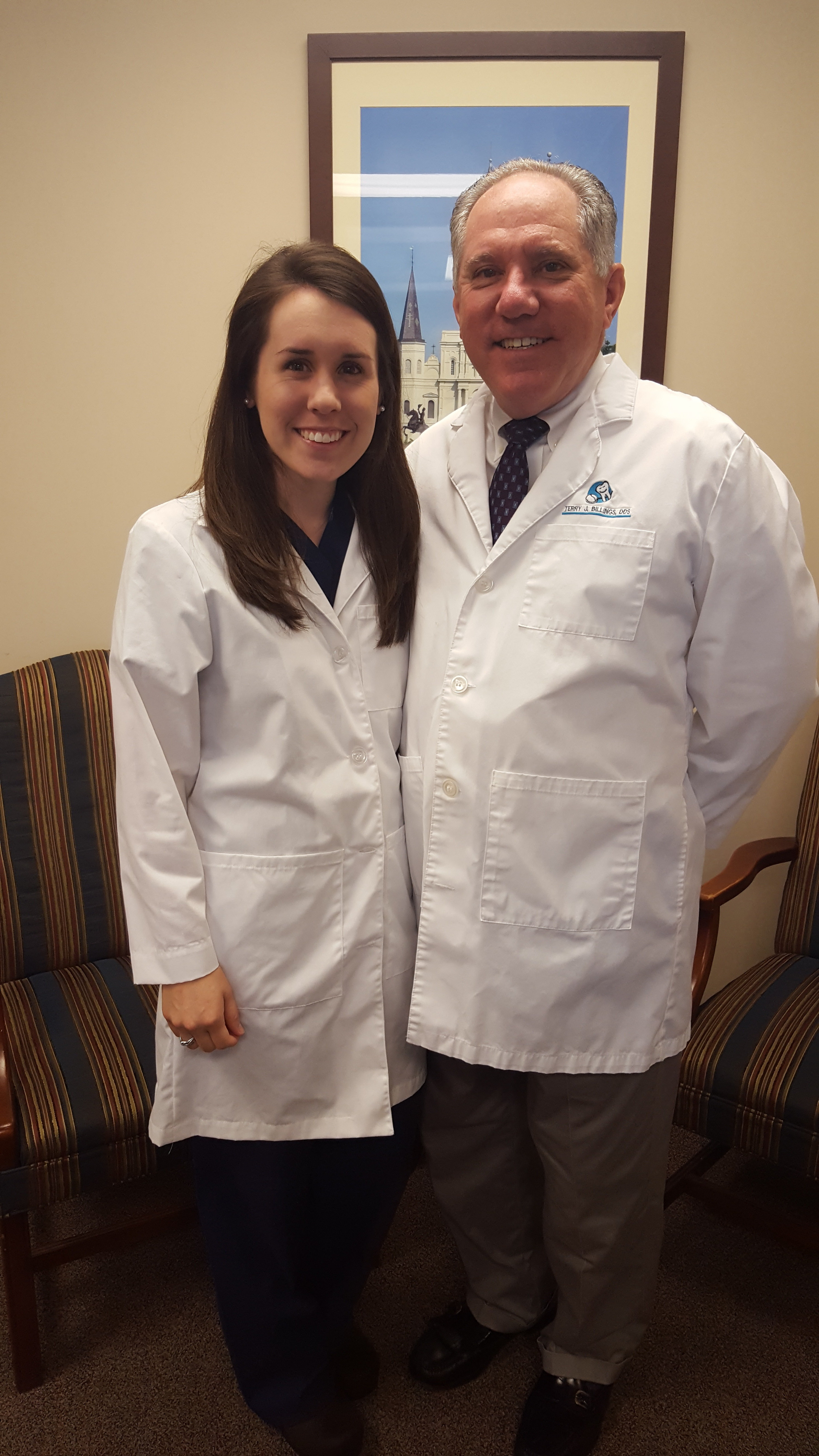 Dr. Emily Billings & Dr. Terry Billings